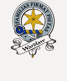 Wardlaw Clan Badge Tee Shirts