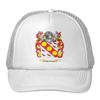 Wardle Family Crest (Coat of Arms) Hat