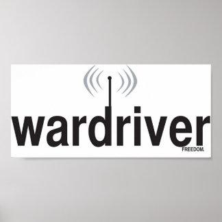 wardriver print
