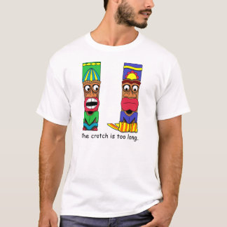 Wardrobe Malfunction T-Shirt
