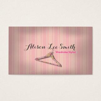 Wardrobe Stylist Business Card
