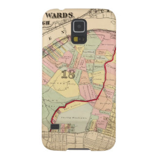 Wards 1819 of Pittsburgh, Pennsyvania Galaxy S5 Case