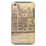 Wards 9-10 of Pittsburgh, Pennsyvania iPod Case-Mate Cases