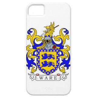 Ware Coat of Arms IV iPhone 5 Cases