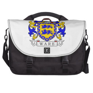 Ware Coat of Arms IV Bags For Laptop