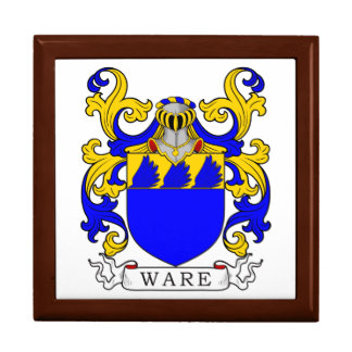 Ware Coat of Arms V Gift Box