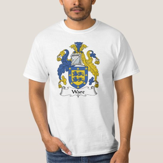 Ware Family Crest T-Shirt