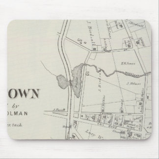 Waretown, New Jersey Mouse Pad