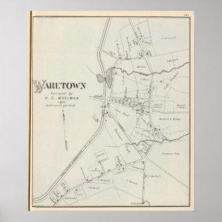 Waretown, New Jersey Impresiones