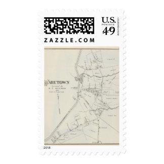 Waretown, New Jersey Postage Stamp