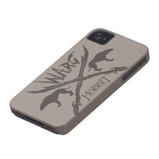 Warg Movie Icon iPhone 4 Case
