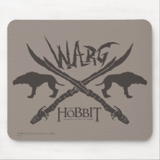 Warg Movie Icon Mouse Pad