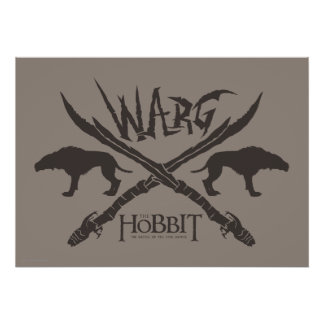 Warg Movie Icon Poster
