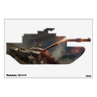 Wargame Walls 360 Custom Wall Decal Brighten up
