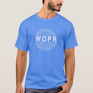 """""""WarGames"""" (1983) inspiró la camiseta"""
