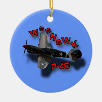 Warhawk Ornament