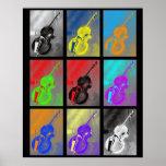 Warhol Bass - Print