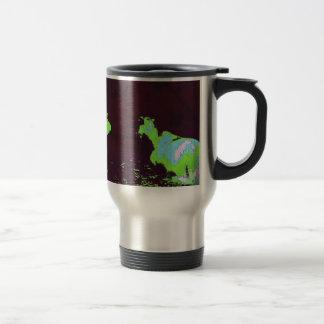 Warhol Goats Mugs