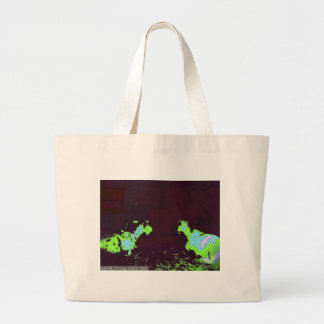 Warhol Goats Tote Bags