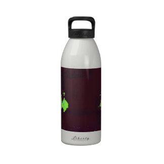 Warhol Goats Water Bottles