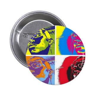 Warhol Pinback Buttons