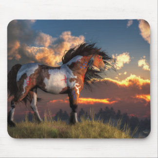 Warhorse Mouse Pad