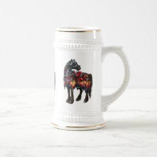 Warhorse Stein Mug