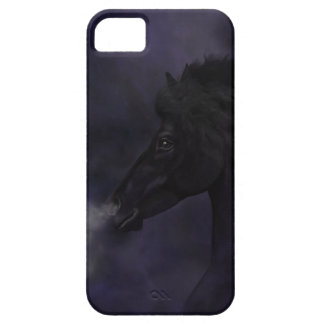 Warhorse The Black stallion iPhone SE/5/5s Case