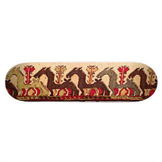 Warhorse Vintage Greek Art Skateboard