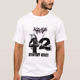warhound log copy, 42, Splintered Reality T-Shirt