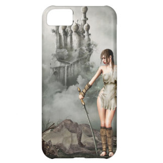 warior and dead dragon case for iPhone 5C