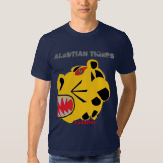 Warkites- Aleutian Tigers- nose art T-Shirt