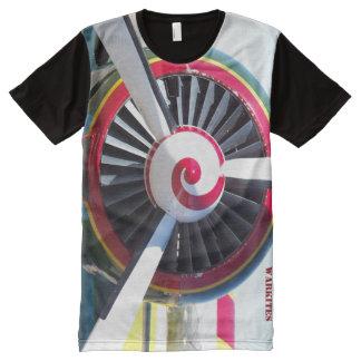 Warkites CJ6A All-Over-Print T-Shirt