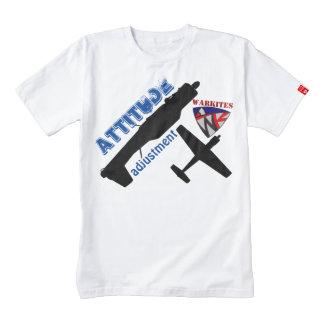 Warkites CJ6A Attitude Zazzle HEART T-Shirt