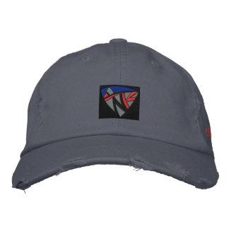 warkites embroidered hat