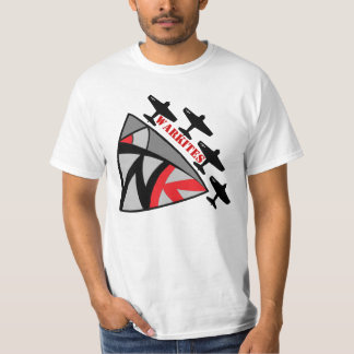 Warkites F8F Bearcat Formation T-Shirt