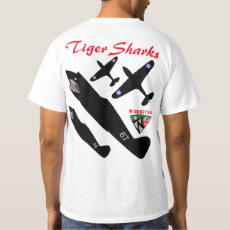 Warkites P-40 Tiger Sharks Shirt