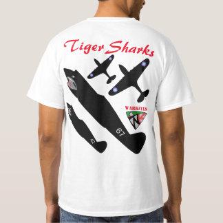 Warkites P-40 Tiger Sharks T-Shirt