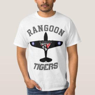 Warkites Rangoon Tigers T-Shirt
