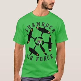 Warkites Shamrock Air Force T-Shirt
