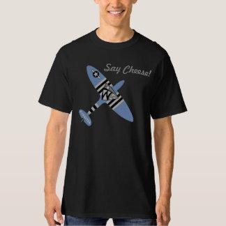Warkites Spitfire Photo Recon T-Shirt