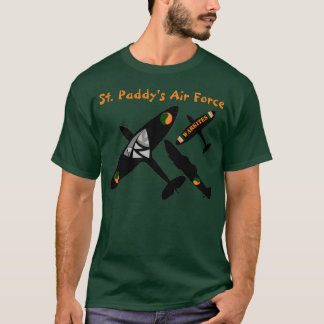 Warkites-St. Paddy's Air Force T-Shirt
