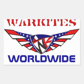 warkites sticker rwb