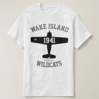 "Warkites ""Wake Island"" F4F Wildcats T-Shirt"