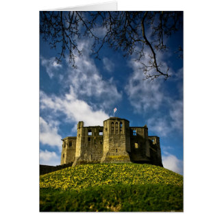 Warkworth Castle and Hermitage Card