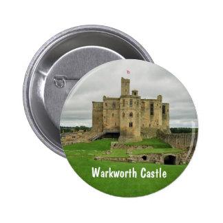 Warkworth Castle Button