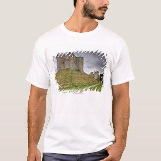 Warkworth Castle in Northumberland, England T-Shirt