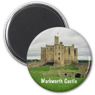 Warkworth Castle Magnets