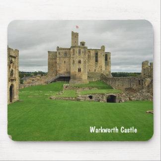 Warkworth Castle Mouse Pad