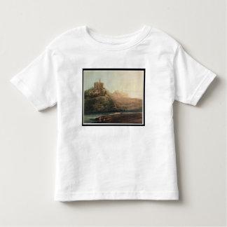 Warkworth Castle, Northumberland, c.1798 (w/c, gou Toddler T-shirt